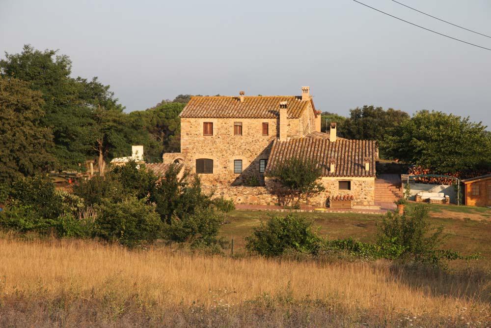 Masia Casa rural en la costa brava